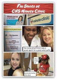 #CVS #MinuteClinic f