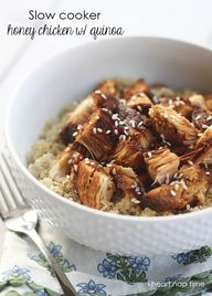 Slow cooker honey ch