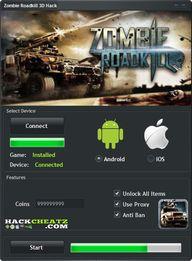 Zombie Roadkill 3D h...