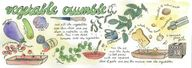 Vegetable Crumble by
