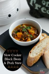 Slow Cooker Black Be