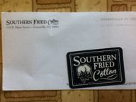 Southern Fried Cotto