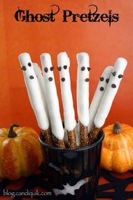 Easy Halloween Ghost