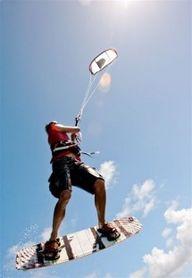Kiteboarding/Kitesur