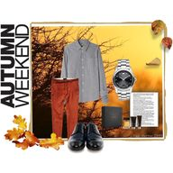 """Autumn Weekend"" by"