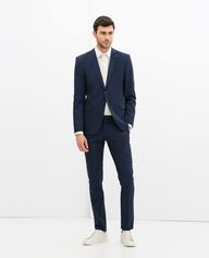 DARK BLUE SUIT from