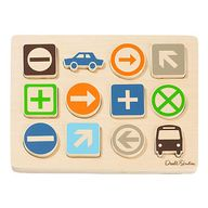 traffic signs jigsaw