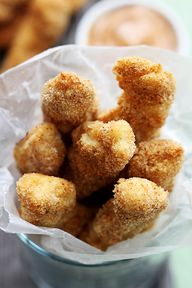 Crispy oven-baked ch