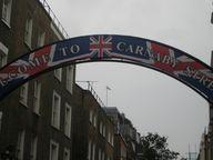 Carnaby Street Londo