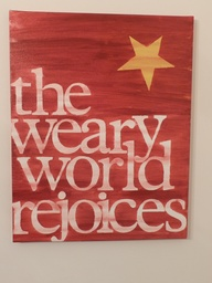 the weary world rejo...