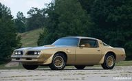 1978 Pontiac Trans Am Gold Edition