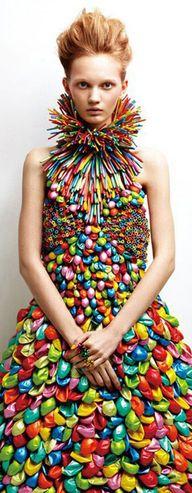 Creative fashion: 10