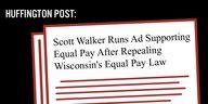 Scott Walker tries t