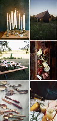 fall dinner party id