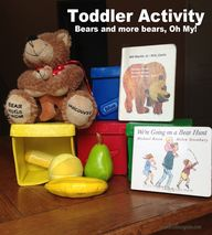 Toddler activity usi