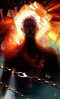 Hellraiser by DiegoY