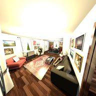 living room mockup.