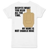 I am NOT Charlie Mik