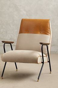 Quentin Chair - anth