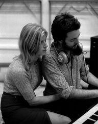 Linda y Paul McCartney.