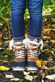Crocs Duck Boot | Th