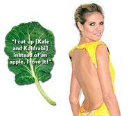 Heidi Klum. Wonder i