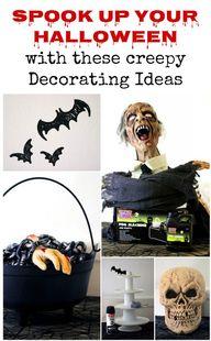 5 Creepy Ideas to De