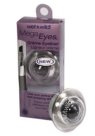 wet n wild gel eyeliner..the best and its like 2 bucks!