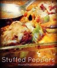 Stuffed pepper recip