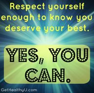 YES YOU CAN- Do your...