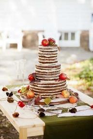 bodas en otoño...