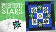 Paper-Pieced Stars O