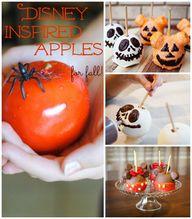 disney inspired appl...