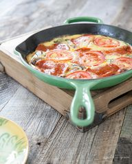 Pizza Frittata by Da