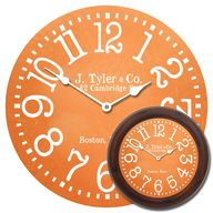 Tangerine Clock mix