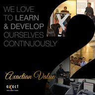 Axactian Value #2: ""
