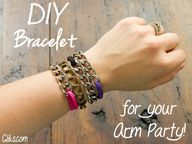 DIY bracelet for you