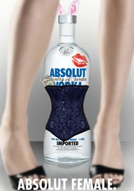 ABSOLUT female PD