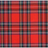 Red Stewart Plaid Fl