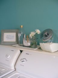 Laundry rooms: Lots