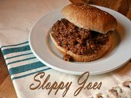 Best Sloppy Joe reci...