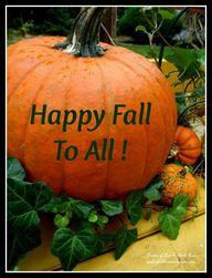 Happy Fall ! Tucking