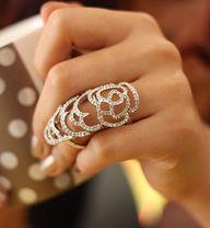 Gorgeous Ring! twist