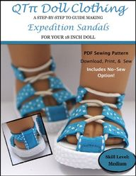 Expedition Sandals 1