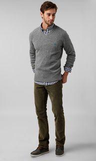 Lacoste shirt, Origi