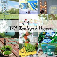 11 DIY backyard proj