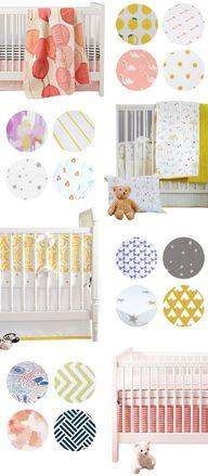 Crib bedding you wil