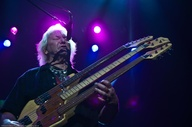 Chris Squire of Yes  ©Melanie Beus Photography/melephoto 2012     — at Warner Theatre.