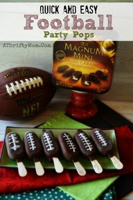 Football Party Treat