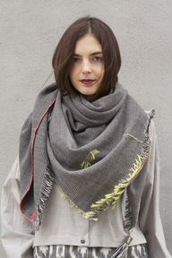 HANDWOVEN SCARF — St